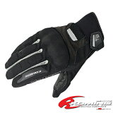 ミネ GK-181 プロテクトメッシュグローブ-ブロッカII KOMINE 06-181 Protect M-Gloves-BROCCA GK-131後継モデル