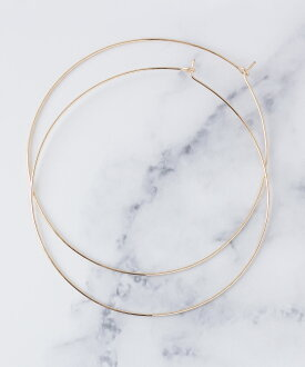 CLASSY, April s ★ JUICYROCK original ★ hoop earrings gold Gold Big Hoop