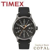 【人気商品】 タイメックス TIMEX 腕時計 TW4B01900 エクスペディション スカウト レザーベルト ブラック メンズ 正規輸入品