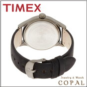 人気商品  タイメックス TIMEX 腕時計 TW4B01900 エクスペディション スカウト レザーベルト ブラック メンズ 正規輸入品