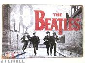 【ゆうメール送料無料】ザ・ビートルズ The Beatles 広告 ブリキ看板 店舗用 NEON SIGN アメリカン雑貨 看板