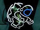 【海外直輸入商品・納期10日間〜3週間程度】【全国送料580円・2万以上送料無料】特大ネオンサイン T645 SPACEMAN 宇宙飛行士 広告 店舗用 NEON SIGN アメリカン雑貨 看板 ネオン管