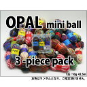 Opal mini ball OPAL毛糸 ミニボール10g 3個セット