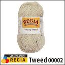 REGIA 靴下用毛糸 Tweed 00002