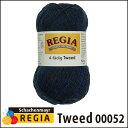 REGIA 靴下用毛糸 Tweed 00052