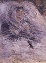 絵画 インテリア 額入り 壁掛け複製油絵クロード・モネ 死の床のカミーユ P20サイズ P20号 727x530mm 絵画 インテリア 額入り 壁掛け 油絵