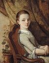 【送料無料】絵画 油彩画複製油絵複製画/ギュスターヴ・クールベ ジュリエット・クールベの肖像 F8サイズ F8号 455x380mm すぐに飾れる豪華額縁付きキャンバス