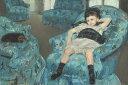 メアリー・カサット 青い肘掛け椅子の上の少女 M30サイズ M30号 910x606mm 条件付き送料無料 絵画 インテリア 額入り 壁掛け 油絵 メアリー・カサット