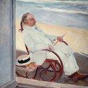油絵 ホアキン・ソローリャ 浜辺のアントニオ・ガルシア F12サイズ F12号 606x500mm 油彩画 絵画 複製画 選べる額縁 選べるサイズ