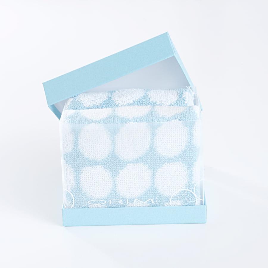 Bubble hand box
