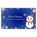 クリスマスカード サンタクロース サンタ 【DMM-158-...
