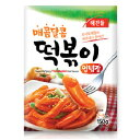 "150 g of ""ヘチャンドル"" トッポギソース ■ Korea food ■ Korean food / Korea food / seasoning / Korea source / トッポキ / simple トッポキ / sharp taste / トッポギ"