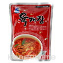 Deep-discount ハウチョンユッケジャン ■ Korea food ■ Korean food / Korea food / Korea soup / soup / junk food / retort pouch / convenience food / simple dish / ユッケジャン / [YDKG-s]