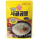 味の凝縮,スープが無ければ始まらない本格調理のお勧め韓国スープ ■韓国食品■牛骨をじっくり煮込んだスープ濃厚な味わい!ご飯を入れて召し上がれば体がぽかぽか!!韓国スープ/韓国湯/健康食品/牛骨コムタン