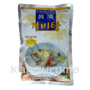 600 g of 眞漢 Cal bihot water ■ Korea food ■ Korean food / Korea food / Korea soup / soup / junk food / retort pouch / convenience food / simple dish / is deep-discount