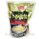 Deep-discount quality of 800 g of frozen  Halim   Korea food  Korean food / Korea food / Korea soup / soup /  /  /  / junk food / retort pouch /  / Takarada lunch / convenience food / simple dish / [YDKG-s]