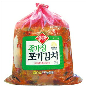 Refrigerate ◆ ◆ Soke cabbage kimchi 5 kg ■ Korea food ■