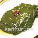 "◆Get 500 g of leaf kimchi refrigeration ◆ homemade Perilla ocimoides soaked in ""soy sauce"" ■ Korea food ■ Korea / Korean food / Korea food / Korea kimchi / kimchi / side dish / pickle /; leaf kimchi / home brew kimchi / handicraft kimchi of the"