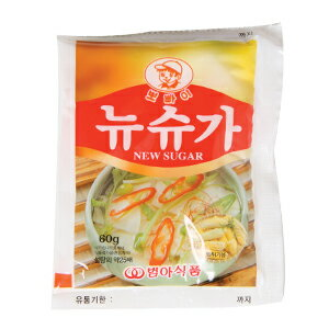 60 g of new sugar ■ Korea food ■ Korean food / Korea food / seasoning / sugar