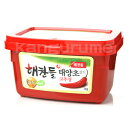 See haechandle' hot pepper paste 1 kg ■ Korea food ■, tele ZIP / sushi / Korea cuisine / Korea food materials / seasoning / Korea source / pepper / chili / spice / capsaicin and pungent
