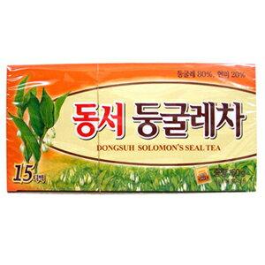 'ドンソ' ドングレ tea entering 15 bags ■ Korea food ■ Korea dishes / Korea food material / tea / Korea tea / tradition tea / health tea / tea bags and souvenirs / Korea souvenir gifts Midyear / Gift / Giveaway / your gifts / ginseng