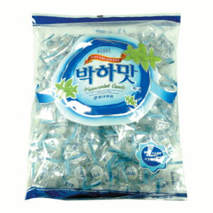 Peppermint candy 900 g ■ Korea food ■ スッキリリフレッシュー in one's mouth! After the meat dishes please. Korea traditional desserts and Korea, sweets / candy / candy / cheap