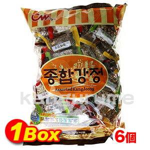 *6 Korean traditional cake ■ Korea food ■ is crunchy! There is sweet ... although being fragrant! One bag that was able to checkmate a Korean cake in various ways. Korean traditional dessert / Korea cake / is deep-discount
