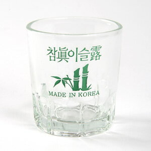 チャミスルグラス ■ Korea food ■ Korea food / Korean food / Korea souvenir / liquor / liquor / shochu / Korea liquor / Korea liquor / Korea shochu /JINRO/ 眞露 / ジンロ / original glass / is deep-discount