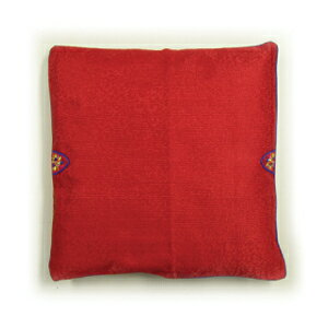 "Only a cushion cover ""is cinnabar red"", and only the second 48x48 ■ Korea miscellaneous goods ■ cushion cover is cinnabar red"