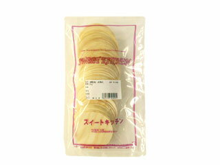 饅頭の敷き皮 シリカワ NO18 直径5.45cm 50g (約170枚) 【常温】