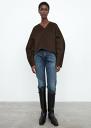 TOTEME トーテム Rennes sweater brown セーター 定価₶408