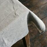 fog linen work(フォグリネンワーク) リネンテーブルクロス Sサイズ(130×130) ナチュラル [LTT005S-N] 【楽ギフ包装選択】【楽ギフのし宛書】【楽ギフメッセ入力】