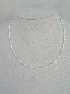 アコヤケシ ホワイト ネックレス
