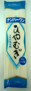 【送料無料!】ナンバーワン ひやむぎ1ケース(2...の商品画像