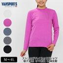 Tシャツ VANSPORTS(バンスポーツ) 杢天竺ハイネッ...