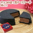 バレンタイン チョコのまっ黒チーズケーキ(あす楽対応:正午1...