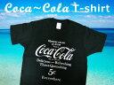 楽天ラヴィアンローズ アメリカン雑貨Coca-Cola コカコーラ プリントTシャツ ブラック(CC-VT10-BK) ロゴT USA アメカジ 西海岸風 インテリア アメリカン雑貨