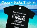 楽天ラヴィアンローズ アメリカン雑貨Coca-Cola コカコーラ プリントTシャツ ブラック(CC-VT11-BK) ロゴT アメカジ USA 西海岸風 インテリア アメリカン雑貨