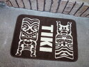 Hawaiian (Hawaiian/Tiki) floor mat door mat casual American American gadgets Matt Interior mat room in wash non-slip
