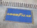 Goodyear Garage mat (GOOD YEAR) ragmat cotton mat door mat mat Matt wash American gadgets American gadgets garage