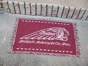 Indian pocessing garage mat (Indian) ragmat cotton mat door mat mat Matt wash American gadgets American gadgets garage