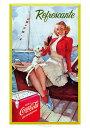 アメリカンダイナー アメリカンポスター 73cm コカコーラ ハーバー(po-c26)コカ・コーラ アメリカン雑貨 アメリカ雑貨 ポスター