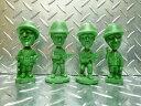 Setagaya-based soldier mini bobbing head and neck shake people form 4 complete set military army figure Interior