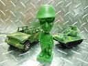 Swing / Setagaya-based soldier mini bobbing head dolls (tobacco) military army figure Interior