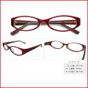 大好評!!フレーム/レンズ/ケース/メガネ 拭き★しかも送料無料★【家 メガネ optFresh302-5 セルオーバル(レッド)】超軽量 メンズ レディース めがね 眼鏡 [度付き・伊達メガネ]対応