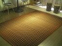 悠々空間!!3Dグラフィックカーペット絨毯160×230BR