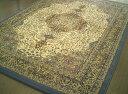 ペルシャデザイン■ウィルトン織絨毯170×240約3畳WOOL