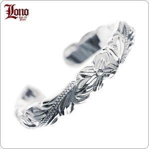 LONO ハワイアンジュエリー ピンキーリング ペアリング リング 指輪 波 プルメリア柄 トゥリング シルバー ハワイアン レディース メンズ RT003C ロノ lono シルバー925 silver925 プレゼント ギフト ポイント消化 フリーサイズ ホワイトデー