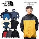 ザ ノース フェイス/THE NORTH FACE Mens Venture Jacket NF03JPM ブルゾン ベンチャージャケット ナイロンジャケット JACKET アウター メンズ 人気 長袖 フード アウトドア 3Color【あす楽】【送料無料】