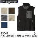 パタゴニア/patagonia メンズ・クラシック・レトロX・ベスト Men's Classic Retro-X Vest 23048 ジャケット アウター ベ...